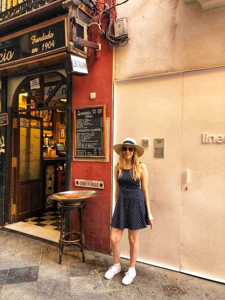 Where to find the best Churros in Seville by coffee and a view