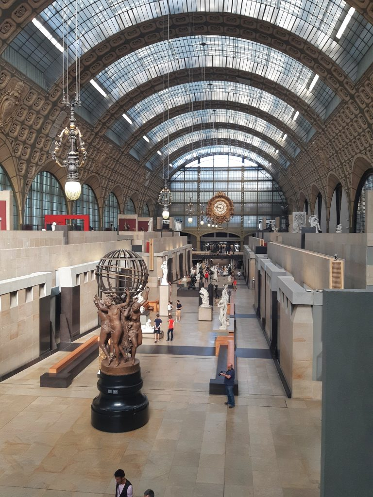 The muse D'Orsay is an art museum you need to visit in 2019 by coffee and a view